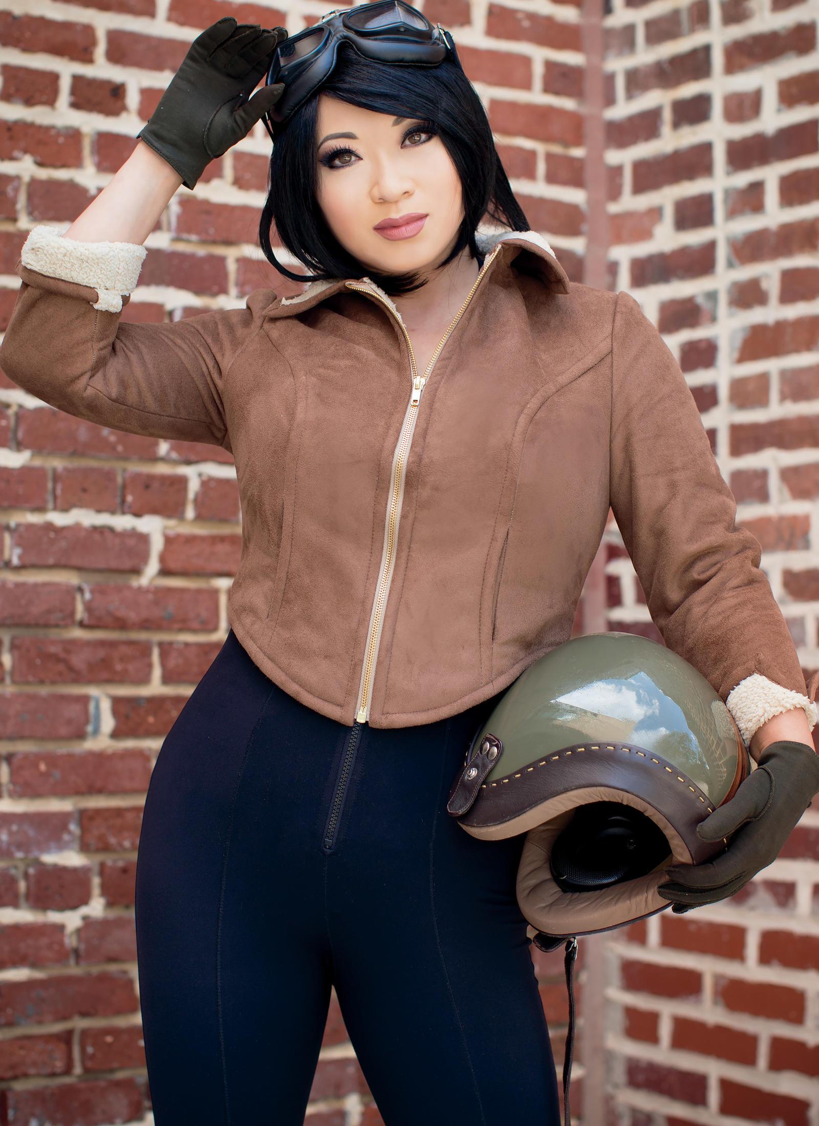 Damen Jacke mit 6 Varianten von Yaya Han